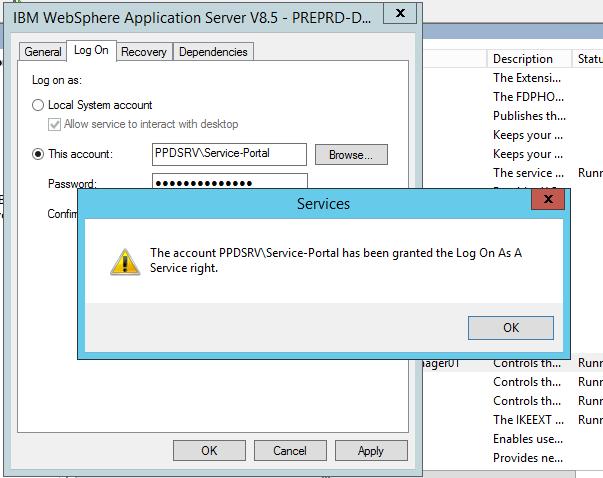 WebSphere Security Hardening
