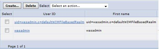 Update Administrator user ID and passwords